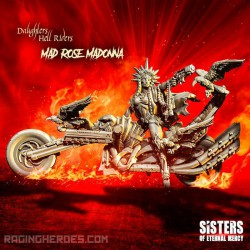 Mad Rose Madonna, Hell Rider Daughter (Soem - Sf)