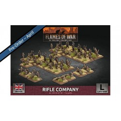 Rifle Company (96 figs Plastic)