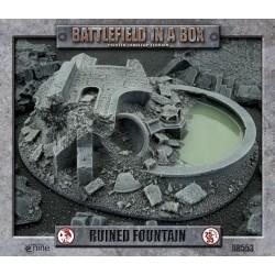 Gothic Battlefields - Ruined Fountain
