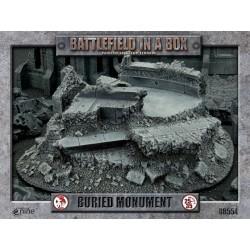 Gothic Battlefields - Buried Monument