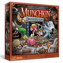 Munchkin Dungeon (Spanish)