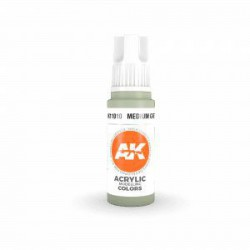 Medium Grey 17ml