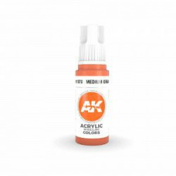 Medium Orange 17ml