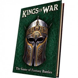 Kings of War 3rd Edition Pack (English)