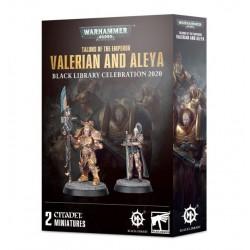 Valerian & Aleya