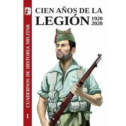 Cien Años de la Legión 1920 2020 (Spanish)