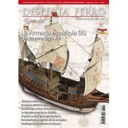 Especial Nº22: La Armada Española (III) El Atlántico, siglo XVI (Spanish)