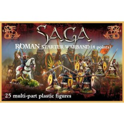 Roman SAGA Starter (4 point) Plastic