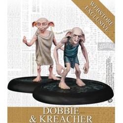 Dobby & Kreacher (Inglés)