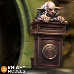 Gringotts Goblin (Inglés)