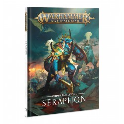 Battletome: Seraphon (Spanish)