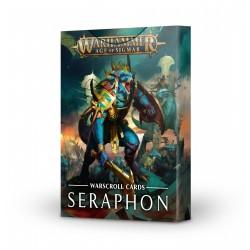 Warscroll Cards: Seraphon (Castellano)