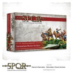 SPQR - Sarmatian Horse Archers