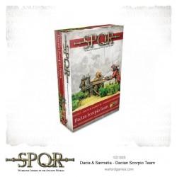 SPQR - Dacian Scorpio Team