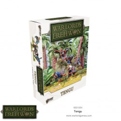 Tengu - Warlords of Erehwon