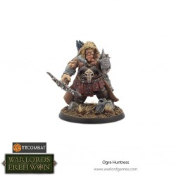 Ogre Huntress - Warlords of Erehwon