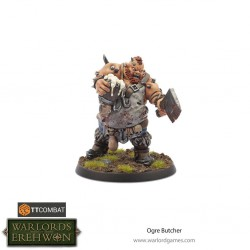 Ogre Butcher - Warlords of Erehwon