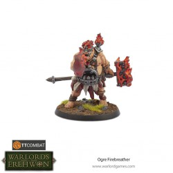 Ogre Firebreather - Warlords of Erehwon