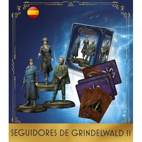 Grindelwalds Seguidores II (Castellano)