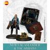 Newt Scamander Y Escarbato (Castellano)