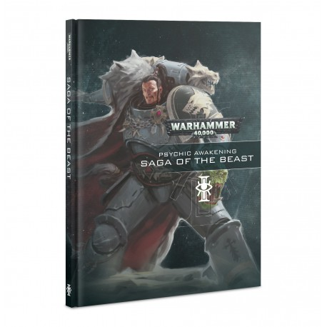 Psychic Awakening: Saga Of The Beast (English)
