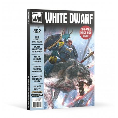 White Dwarf Marzo 2020 (Inglés)