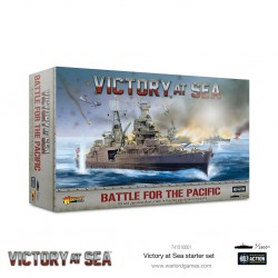 Battle for the Pacific - Victory at Sea (Inglés)