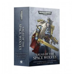 Sagas Of The Space Wolves (PB)