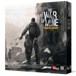 Días de asedio - This War of Mine (Diario de guerra) (Spanish)