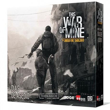 Días de asedio - This War of Mine (Diario de guerra) (Spanish)