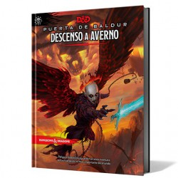 Descenso a Averno - Dungeons & Dragons (Spanish)