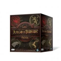 Juego de Tronos Trivia: Expansión de las temporadas 5-8 (Spanish)