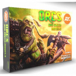 Orcs And Green Creatures