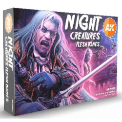 Night Creatures Flesh Tones
