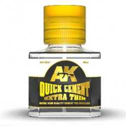 Quick Cement Extra Thin