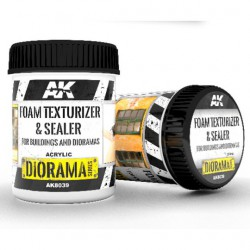 Foam Texturizer &Sealer