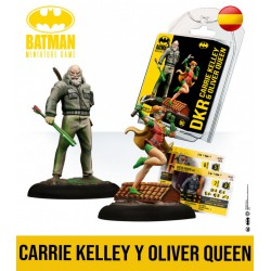 Oliver Queen& Carrie Kelly