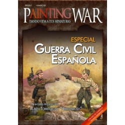 Painting War 5: Guerra Civil Española (Spanish)