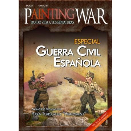 Painting War 5: Guerra Civil Española (Castellano)