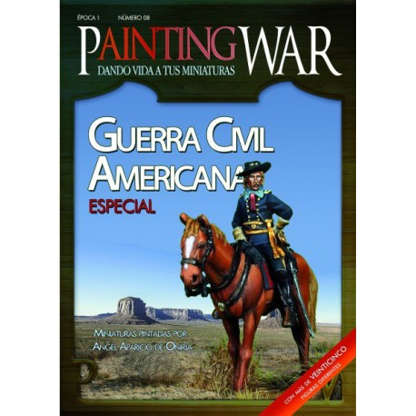 Painting War 8: Guerra Civil Americana (Castellano)