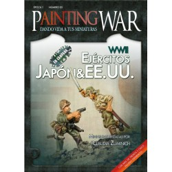 Painting War 3: WWII Japón & EEUU (Spanish)