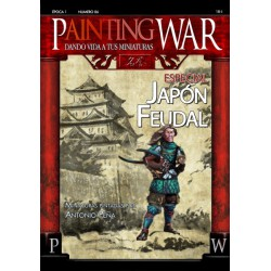 Painting War 6: Japón Feudal (Spanish)