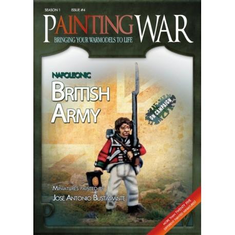 Painting War 4: Napoleonic British Army (English)