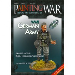 Painting War 1: WWII German Army (English)