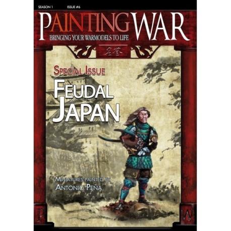Painting War 6: Feudal Japan (English)