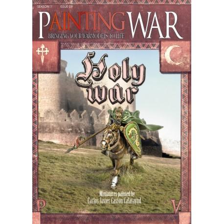 Painting War 9: Holy War (English)