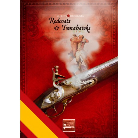 Redcoats & Tomahawks (Spanish)