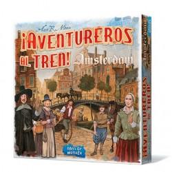 ¡Aventureros al Tren! Ámsterdam (Spanish)