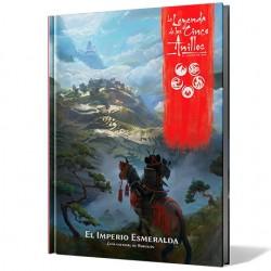 El Imperio Esmeralda L5A el juego de Rol (Spanish)