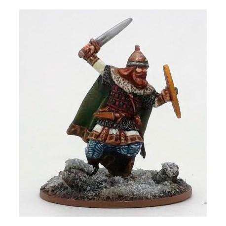 Rurik, First Varangian Prince, Lord of Novgorod